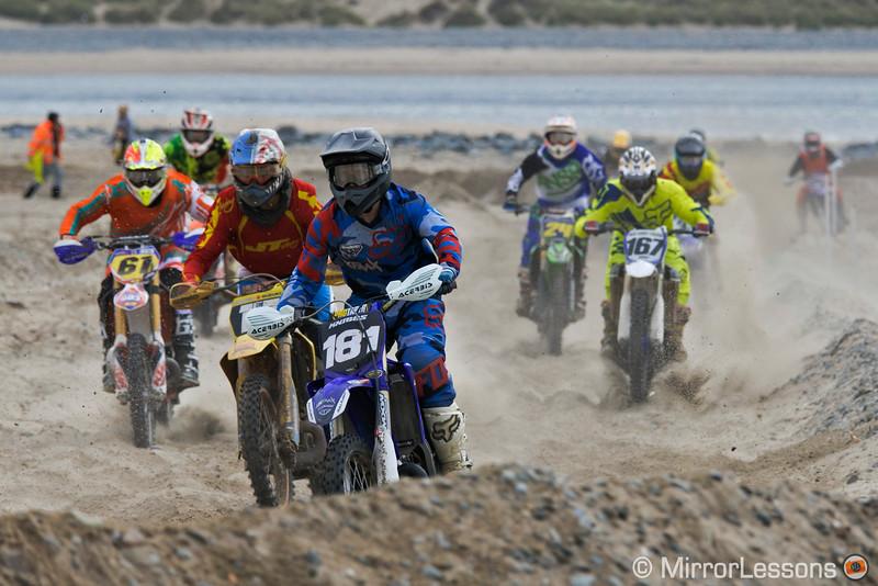 barmouth beach race 2015